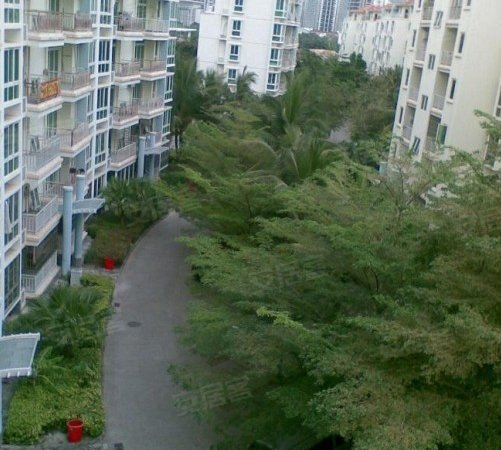 瑞海花园户型图实景图片
