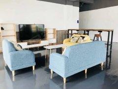 全新公寓招租 拎包入住 精装复式一房一厅  家电家私齐全