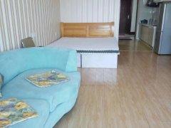 急租杨家滩公寓 60平 南向采光好 精装修 地暖 家具家电全