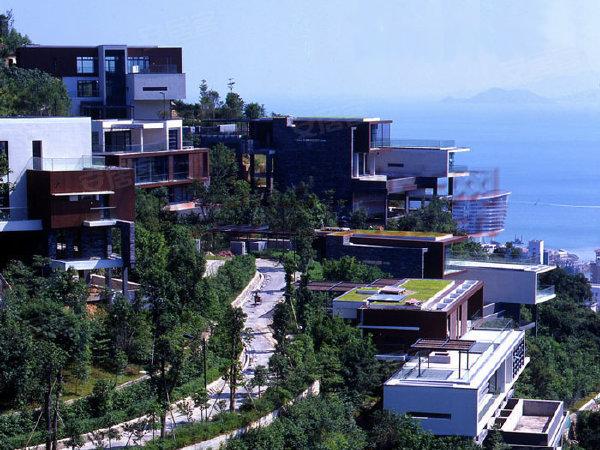 天麓七区户型图实景图片