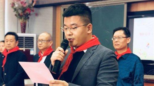 鑫江集团,筑梦成长!安全防护书包捐赠仪式,完美落幕!