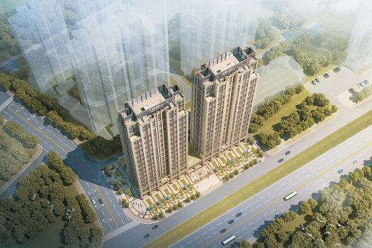 中海国际社区公寓