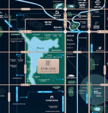 怡心湖畔的纯别墅 奥园半岛ONE亮点何在?