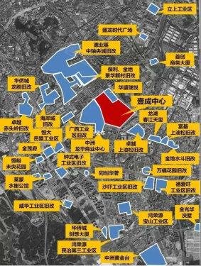 鸿荣源壹成中心二区:超感二区 盛大发售