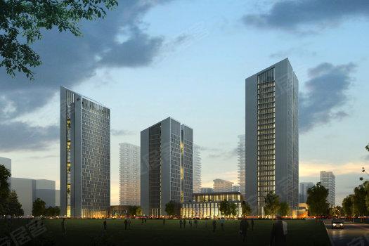 中国铁建国际中心