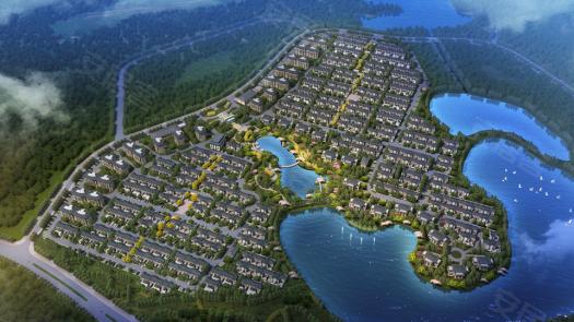 雅居乐山湖城