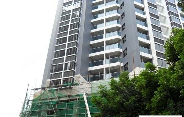 长江路68弄小区楼盘现场环境