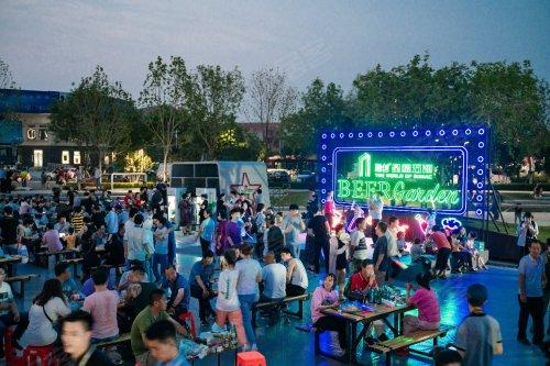 OMG!百人嗨啤!星耀五洲小镇音乐啤酒节精彩回顾!