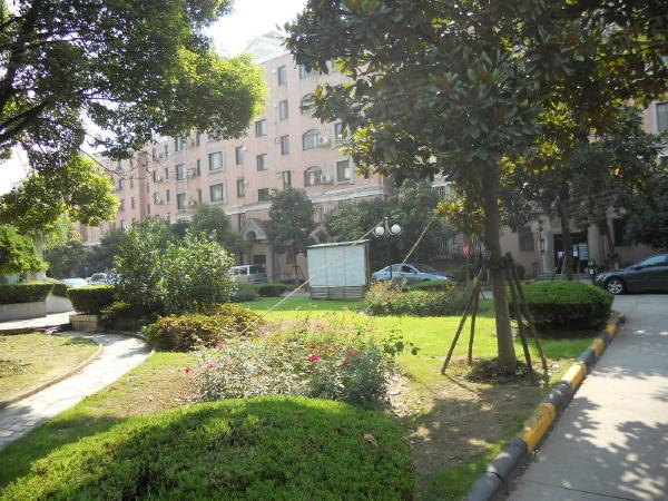 金汇花园四街坊楼盘现场环境
