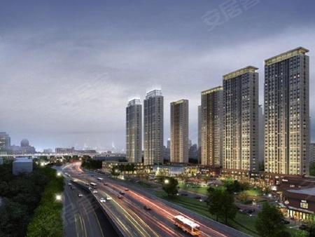 万科城效果图,项目为金州最大住宅项目。