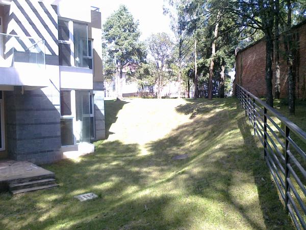 绿地国际生态城楼盘现场环境