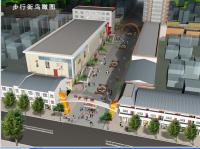 夏邑县人民路商业街