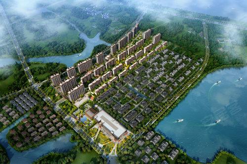 五湖四季打造更成熟的城市湖居