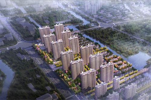 长三角价格洼地 新南浔孔雀城推出高层公寓