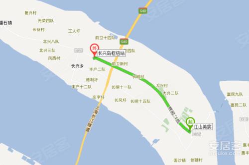 江山美宸:置业长兴岛 离尘不离城