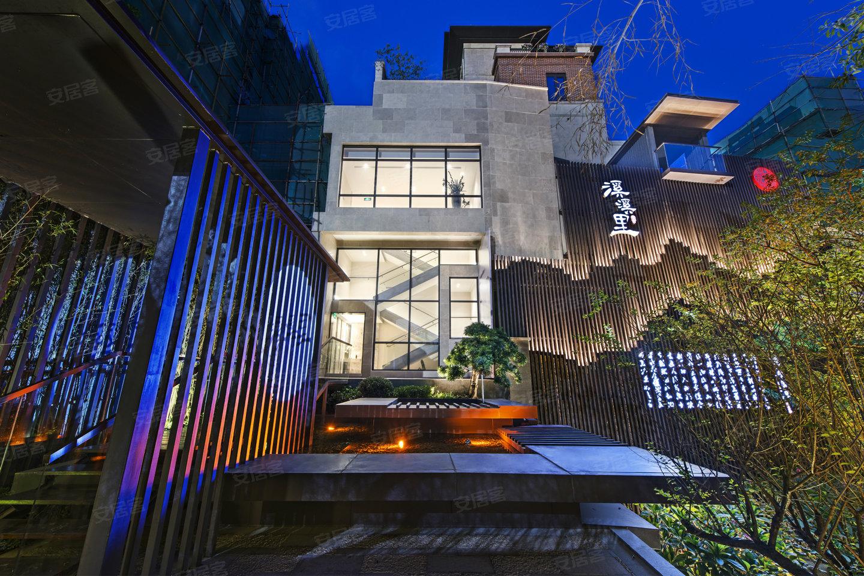 金山旁复式洋房122-155㎡ 125平洋房样板房开放