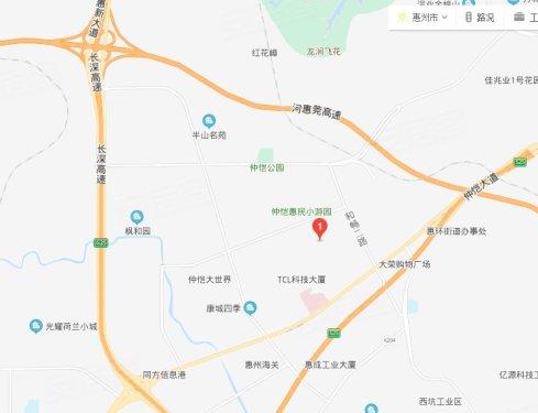 距离惠环站仅约650米 荷悦台享轨道交通便利