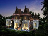西双版纳勐巴拉国际旅游度假区