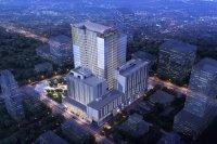 南京平安国际金融中心汉中公馆