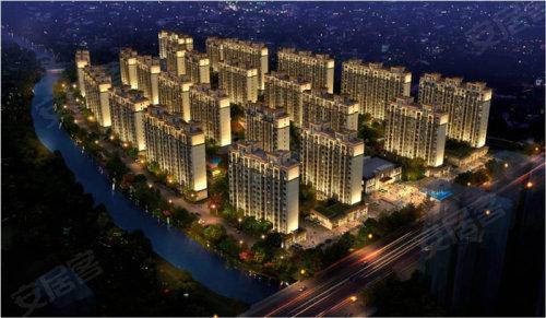 新亚洲风格佳兆业君汇上品约79-119㎡公寓礼献上海