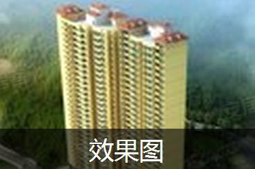 楼盘建筑物外景