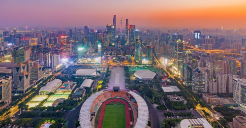 接棒天河繁华中心 黄埔文娱商业全面爆发增长