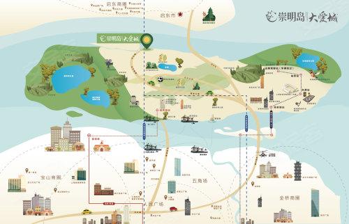 崇明岛・大爱城:回归自然的田园有机生活