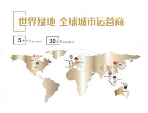 健康中国战略青岛|绿地·国科谨献青岛300万方生态城