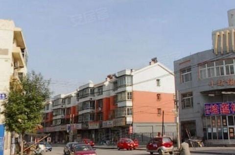 福馨公寓楼盘现场环境