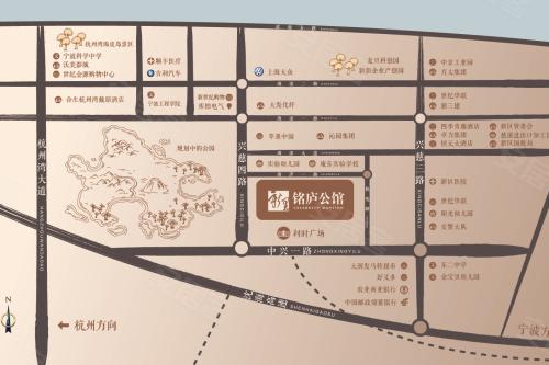 杭州湾新区为何崛起?绿地新里铭庐公馆带你解密