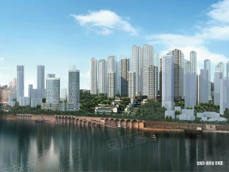 金融街融景城效果图