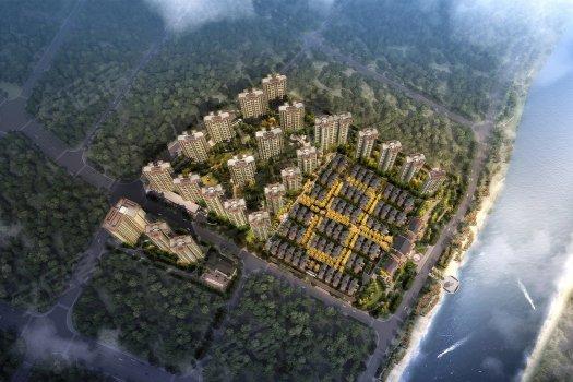 蓝光•雍锦半岛
