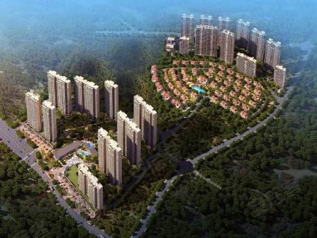碧桂园南城首府规划图