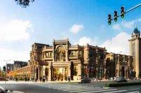 长江湖岸小镇