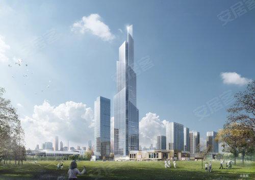 建滔昆山中心——城南未来新生活