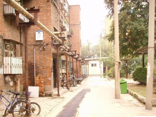 惠阳里·河西区楼盘现场环境