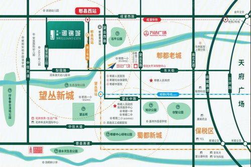 西门都市青年社区龙腾御锦城解析