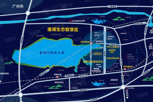 潼湖将打造生态智慧小区 买这个楼盘合适吗?
