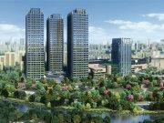 上海闵行古美罗阳万源城开中心楼盘新房真实图片