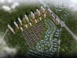 仙林首望城