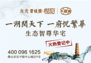 [三水]龙光碧桂园悦府