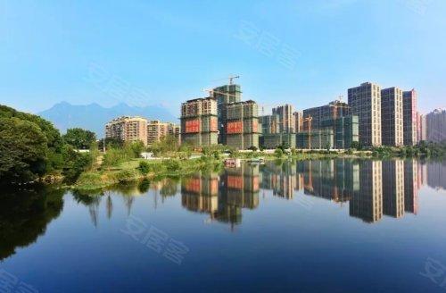 朗阁传奇|限量版城市湖居,落款一座城市的品味