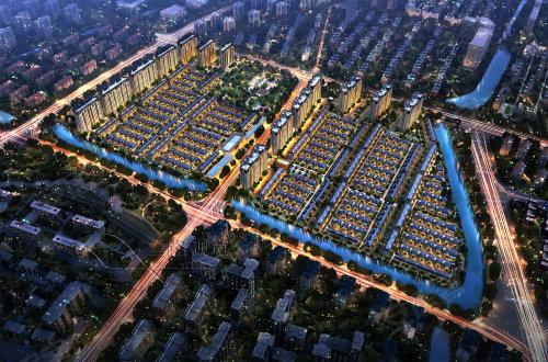 全面解析泰禾大城小院 如愿城市里的院居生活梦